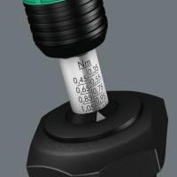WERA 0.30-1.00 Nm instelbare momentschroevendraaier