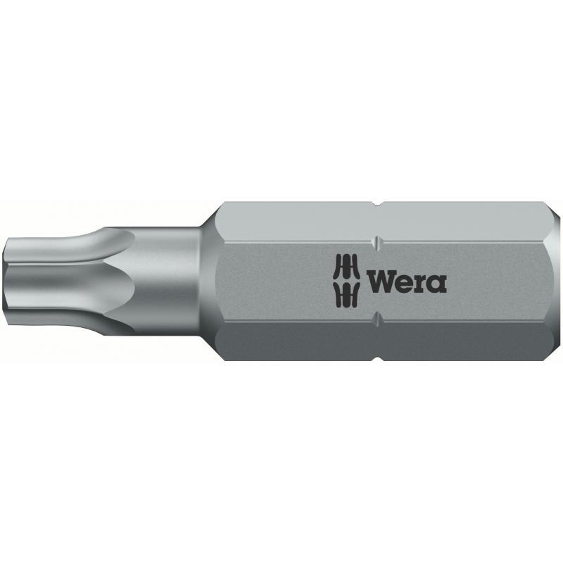WERA  TORX PLUS® Bits 30IPx25