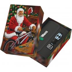 WERA Kraftform Kompakt Christmas 41 Stainless