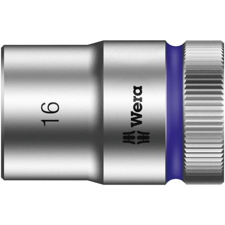 """WERA Dop 16.0 x37.0 mm-1/2""""-aandrijving"""