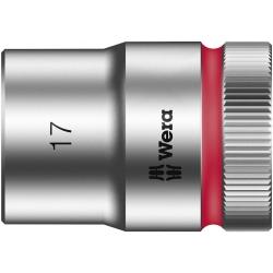 """WERA Dop 17.0 x37.0 mm-1/2""""-aandrijving"""