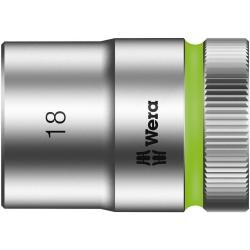 """WERA Dop 18.0 x37.0 mm-1/2""""-aandrijving"""