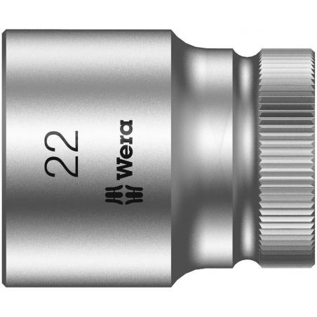 """WERA Dop 22.0 x37.0 mm-1/2""""-aandrijving"""
