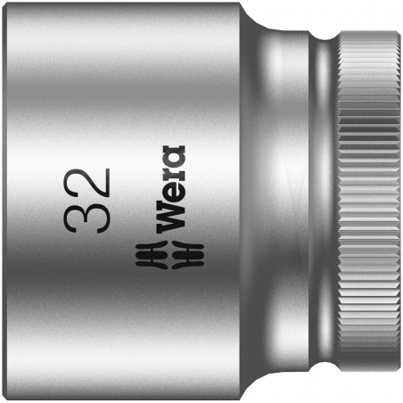 """WERA Dop 32.0 x42.0 mm-1/2""""-aandrijving"""