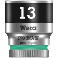 "WERA Zyklop Metal-ratelset  8100  SB 12 HF Switch 3/8""-aandrijving"