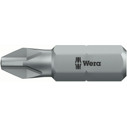 WERA Kruiskop PH 1 Z-bits 851/1 Phillips
