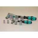WERA Zyklop 43-delige Doppenset 8100 SA/SC 2 Zyklop-ratelset