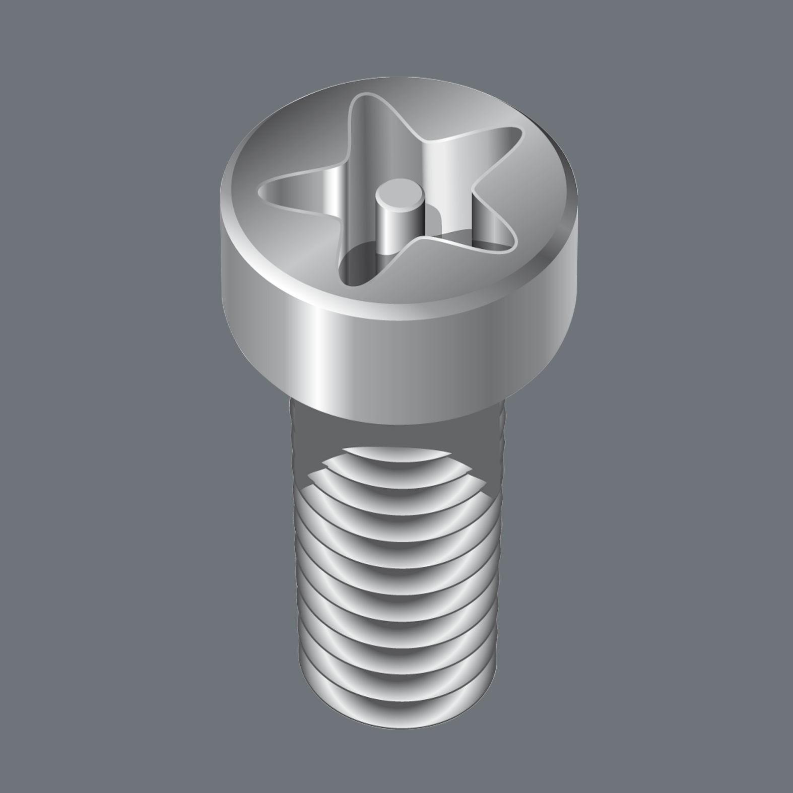 TORX PLUS® IP/IPR micro schroevendraaiers en klingen